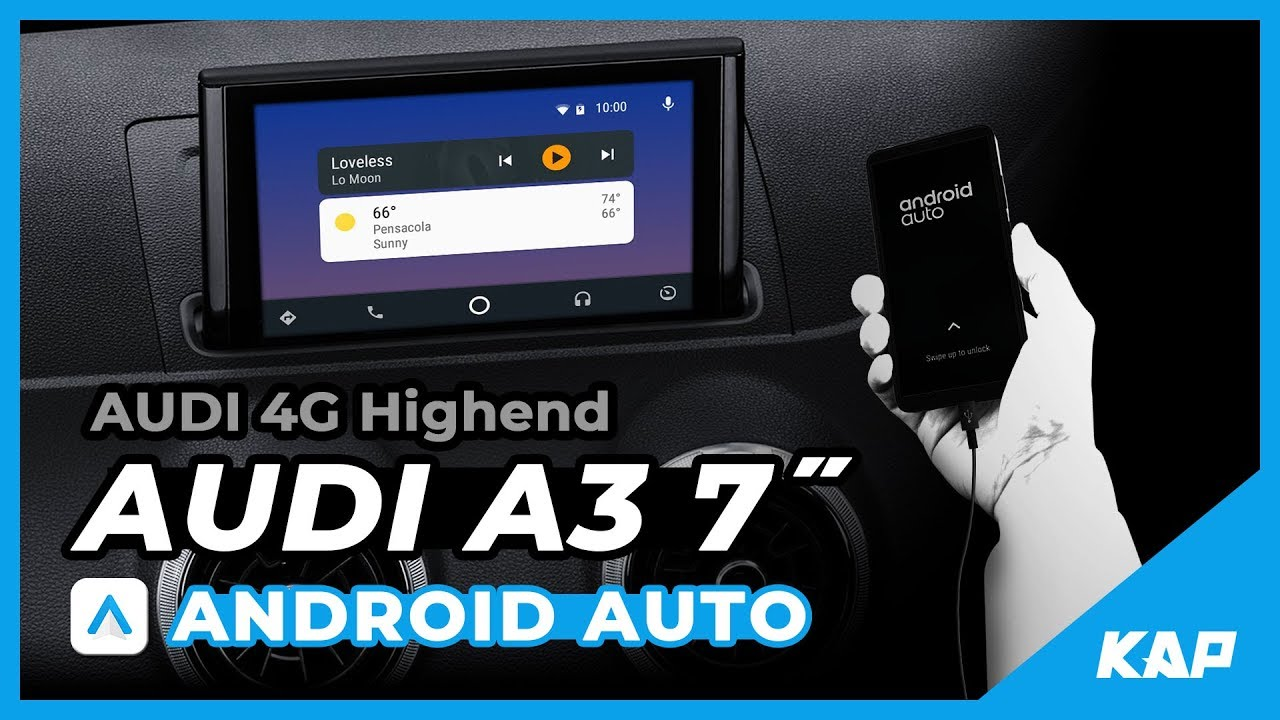 Audi A3 Android Auto