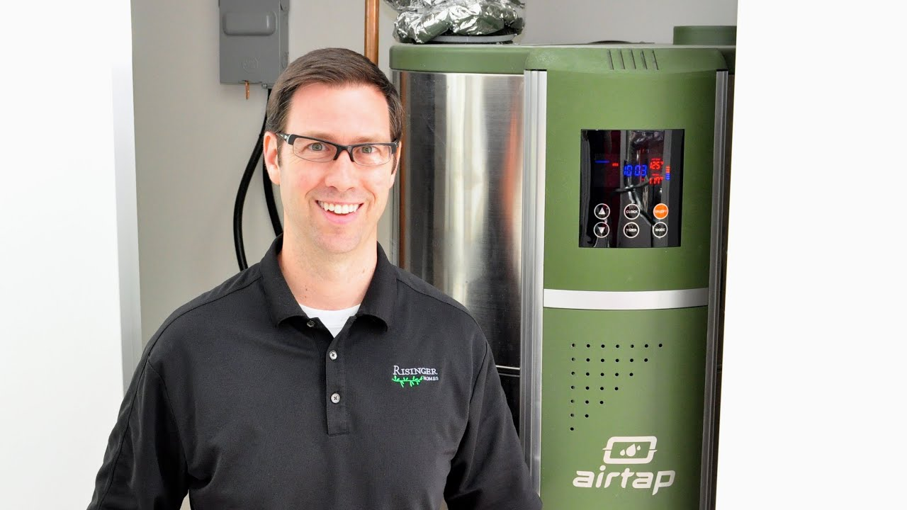 Heat Pump Water Heater Review Ati66 Airtap