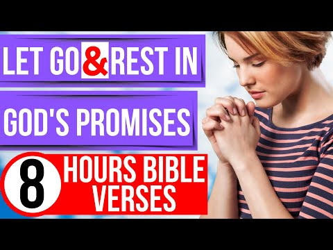 The Promises Of God (Bible Verses For Sleep With Music)