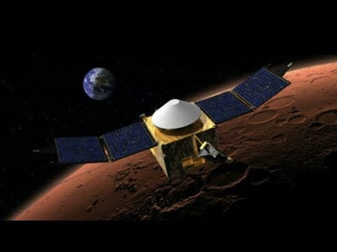 MAVEN Mission Sheds Light on Habitability of Distant Planets