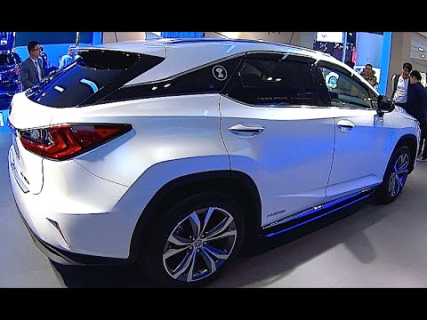 new lexus rx 450h 2016 2017 interior exterior youtube. Black Bedroom Furniture Sets. Home Design Ideas