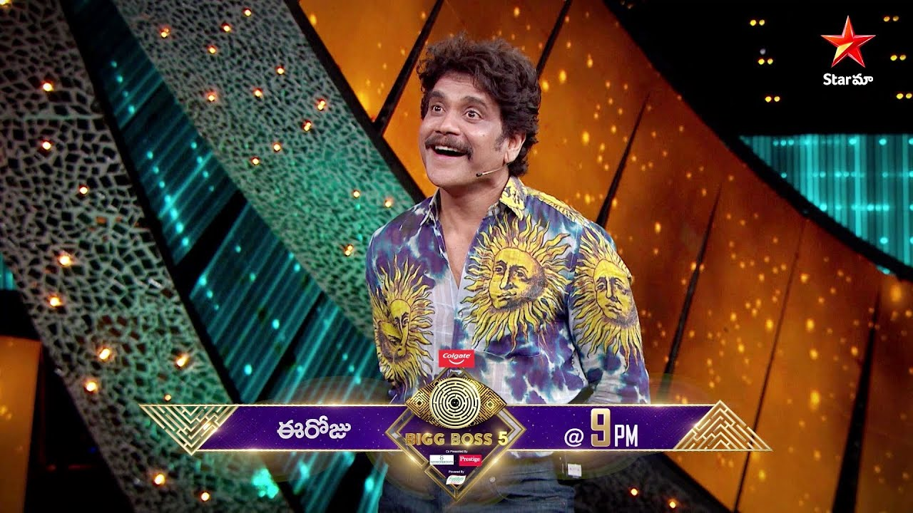 Download Sunday ante Funday...Get ready for #5MuchFun from the housemates  #BiggBossTelugu5 today at 9 PM