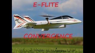 eflite convergence vtol first stationary flips flown by al foot