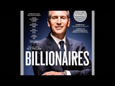 World's billionaires add $1 trillion to wealth in 2016