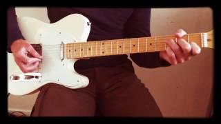 REM strange currencies guitar lesson for beginners