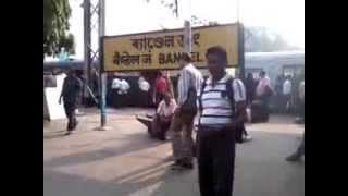 Bandel Railway Station of Howrah Burdwan Main Line Video