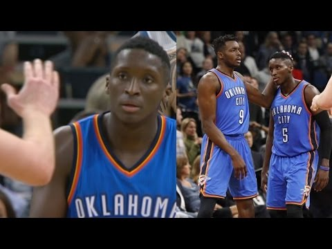 Victor Oladipo Game Winner! Westbrook Well Deserved Rest