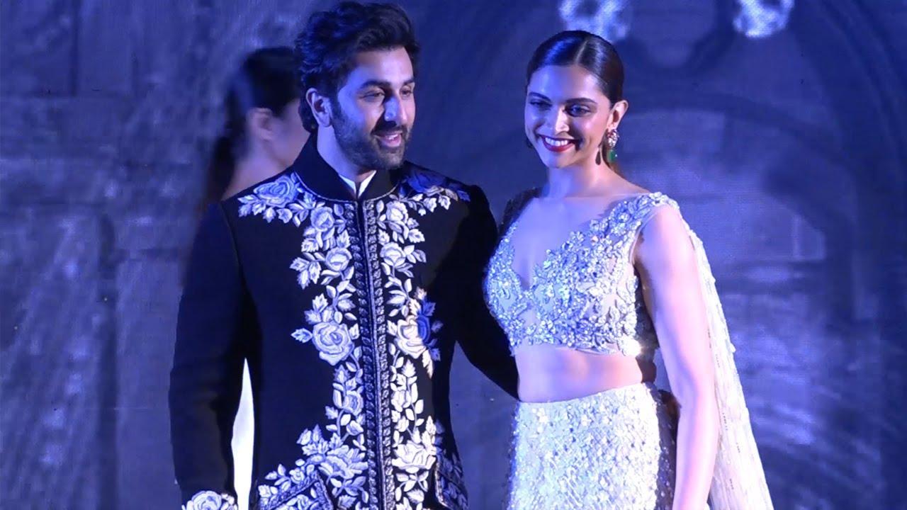 Ex Lovers Ranbir Kapoor And Deepika Padukone's AMAZING ...