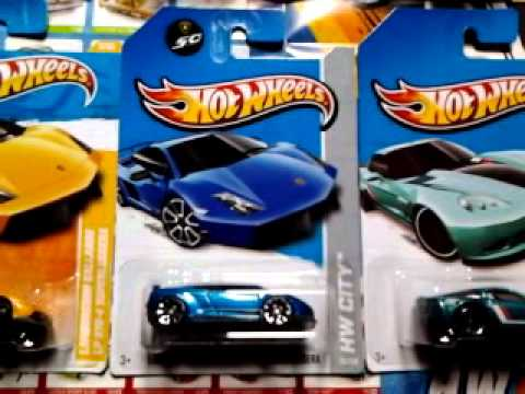 Hotwheels Supercar Collection Update Youtube