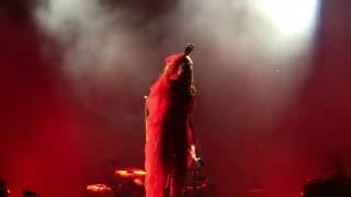 Florence + The Machine - Drumming Song live at BST Hyde Park London 2/7/16 HD