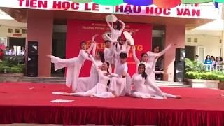 Cò lả Yanbi + Yến Lê Dance Hiện đại + Đương đại cực chất ngày Khai Giảng