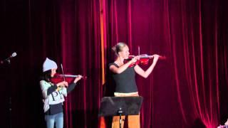 Raven Morgan Violin 2 Thumbnail