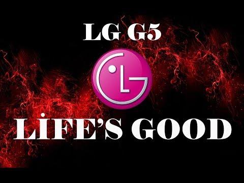 LG G5 - Life's Good LG Tune Ringtone
