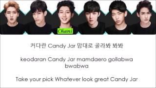 Download Video BOYS24 Unit Green - Candy Shop [Han/Rom/Eng] lyrics MP3 3GP MP4