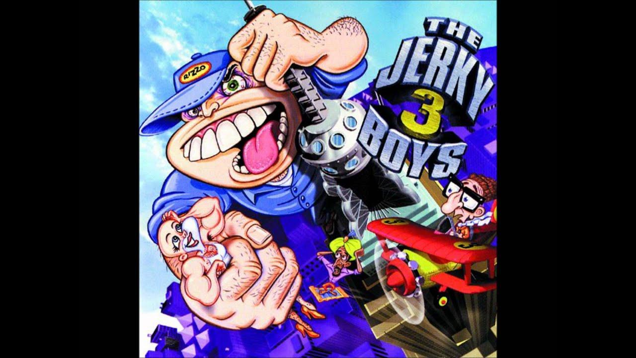 Jerky boys gay dancer