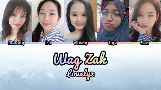 Lovelyz (러블리즈) - Wag Zak (여름 한 조각) (Collab)