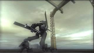 Steel Battalion: Line of Contact - Vitzh v. Vitzh Mission 7 (XLink Kai)