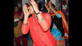 Giddha | Fun times at punjabi wedding