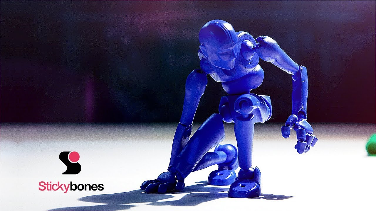 Stickybones: Rapid Posing & Animation Made Easy | Indiegogo