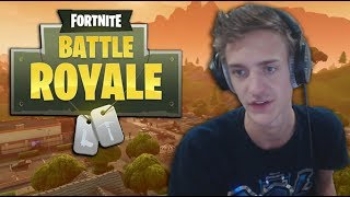 Ninja - Fortnite Battle Royale Highlights