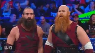 WWE Smackdown 28/11/2017 Highlights HD