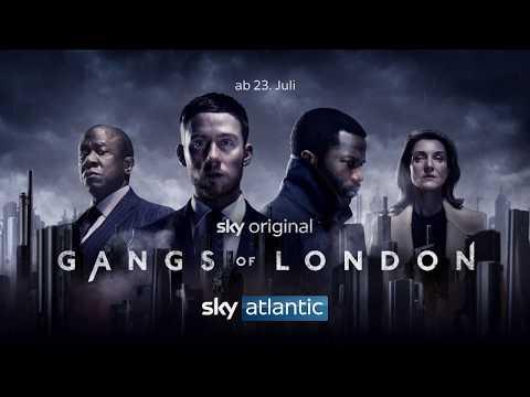 Sky Original Gangs Of London Staffel 1 Ab 23 Juli Youtube