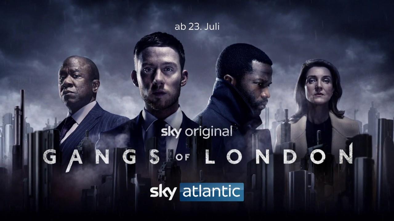 Gangs Of London Staffel 1