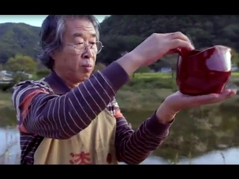 How was it made? A Korean lacquer vessel