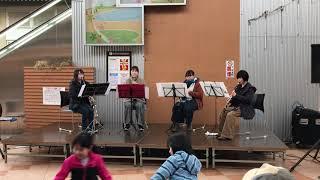 2019.2.16 内吹アンサンブルライブinイオンタウン水戸南.