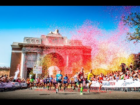 That was the Wings for Life World Run 2016