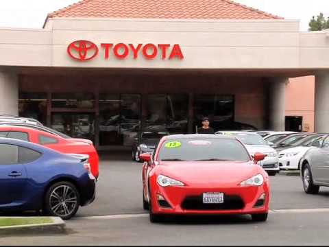 Beautiful Thousand Oaks Toyota, Car Dealership, Thousand Oaks, CA