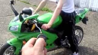 kc118 Chinese import sprots bike 125cc