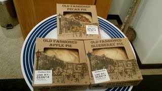 Walmart Old Fashioned Pies Review