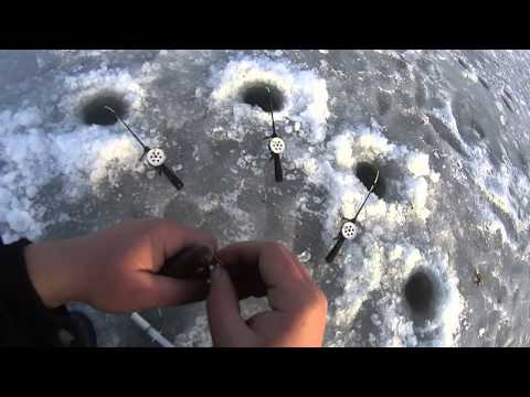 Зимняя рыбалка 2015.✔ 2(Дневник рыболова)