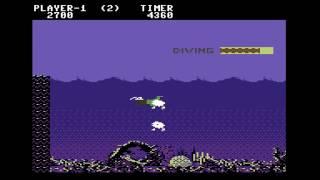 [TAS] C64 Jungle Hunt by DrD2k9 in 02:56.78