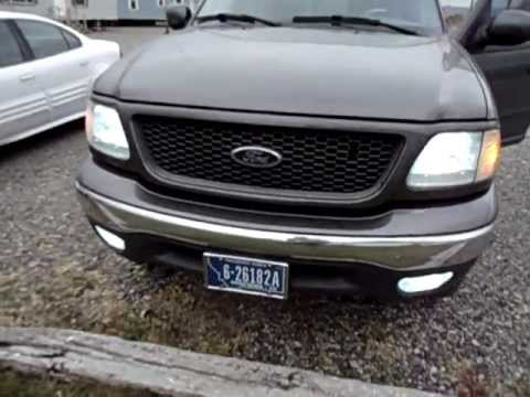2003 Ford F 150 Supercrew Hid S Youtube
