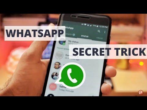 Hidden Trick To Secretly View Whatsapp Status