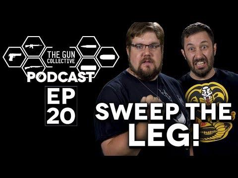 SWEEP THE LEG!  | TGC Podcast | Ep. 020