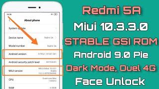 Redmi 5A Miui 10 9 5 23 Global Beta Upcoming Update Features