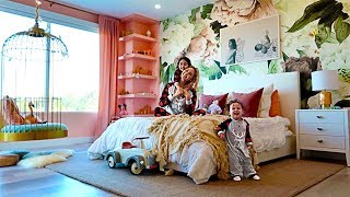 Download REVEALING ELLE AND ALAÏAS NEW BEDROOM!!! **EXTREME ROOM MAKEOVER** Mp3 and Videos