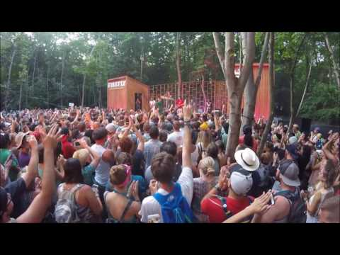 Grouplove - Firefly 2016 - Treehouse Session