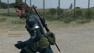 [MGS5: GZ] Ver.1 Speed-Run 52sec - [H] Eliminate The Renegade Threat ' S Rank / No Combat Alert