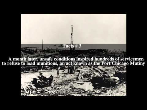 Port Chicago disaster Top # 6 Facts
