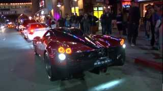 Pagani Huayra At Pebble Beach - /DRIVE UNCUT