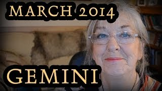 Gemini Horoscope for March 2014