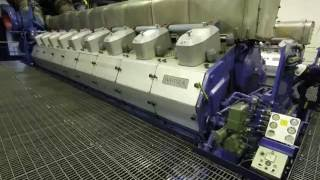 Wartsila 7 x 18V46 Movie 2