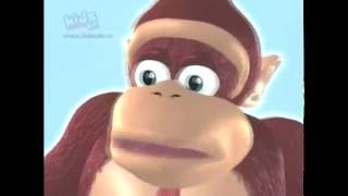 Donkey Kong HD: Eddie, Lemme Go Back To My Home! (You Gotta Send Me Back)