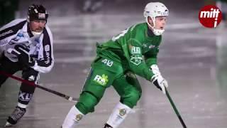 Hammarby Bandy vann hemmapremiären mot Sandviken