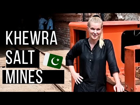 KHEWRA SALT MINE | World's Second Largest Salt Mine In Pakistan