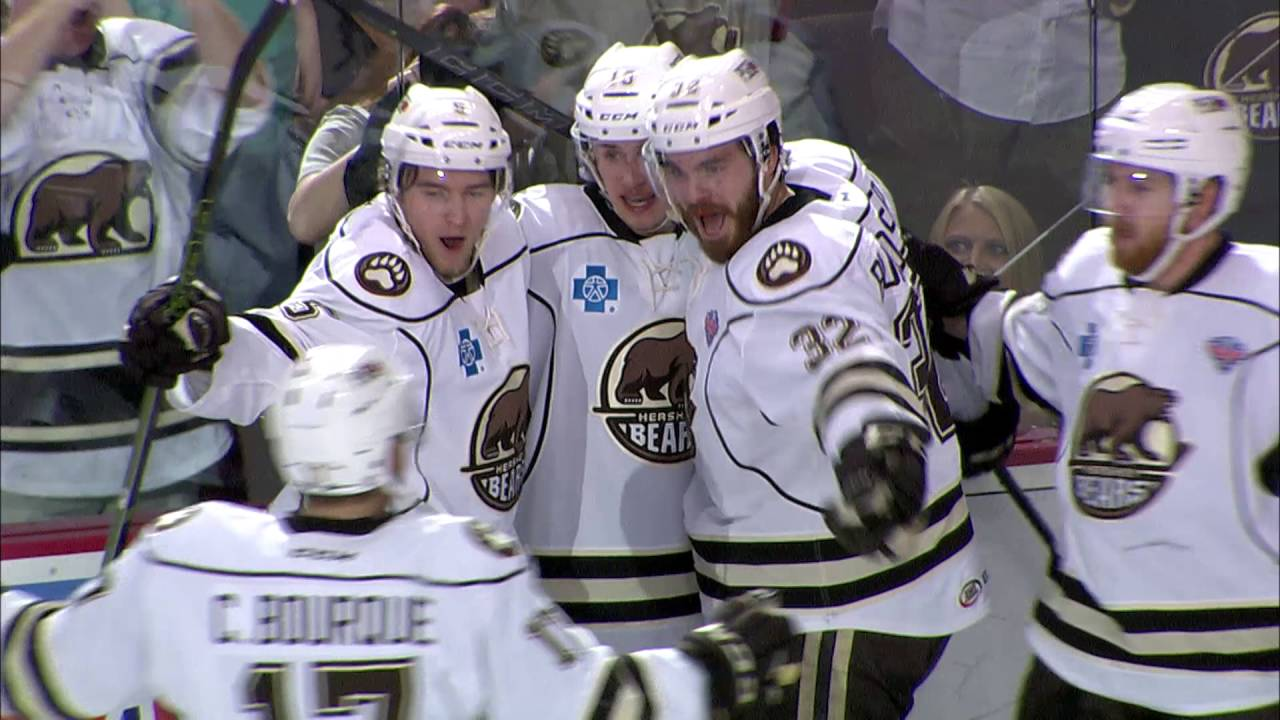 Calder Cup Finals - Lake Erie Monster @ Hershey Bears Game ...